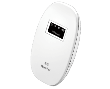 3G Mi-Fi Router